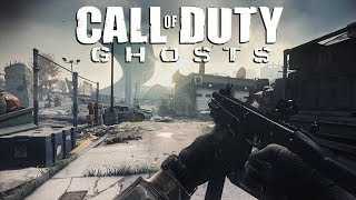 Call of Duty: Ghosts - PC Multiplayer Gameplay