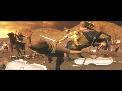 Alexander Greek Macedon 3D Animation by nikolas movie