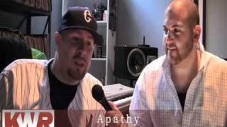 Apathy talks Honkey Kong album, DJ Premier, & Chris Webby w/ Kevin W. Reese