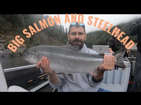 Klamath River non stop action