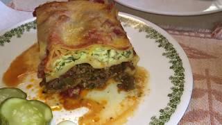 Shannon's Lasagna (Kuma Chef's Knife)