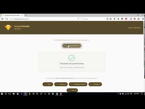 How to download from kickass without free account