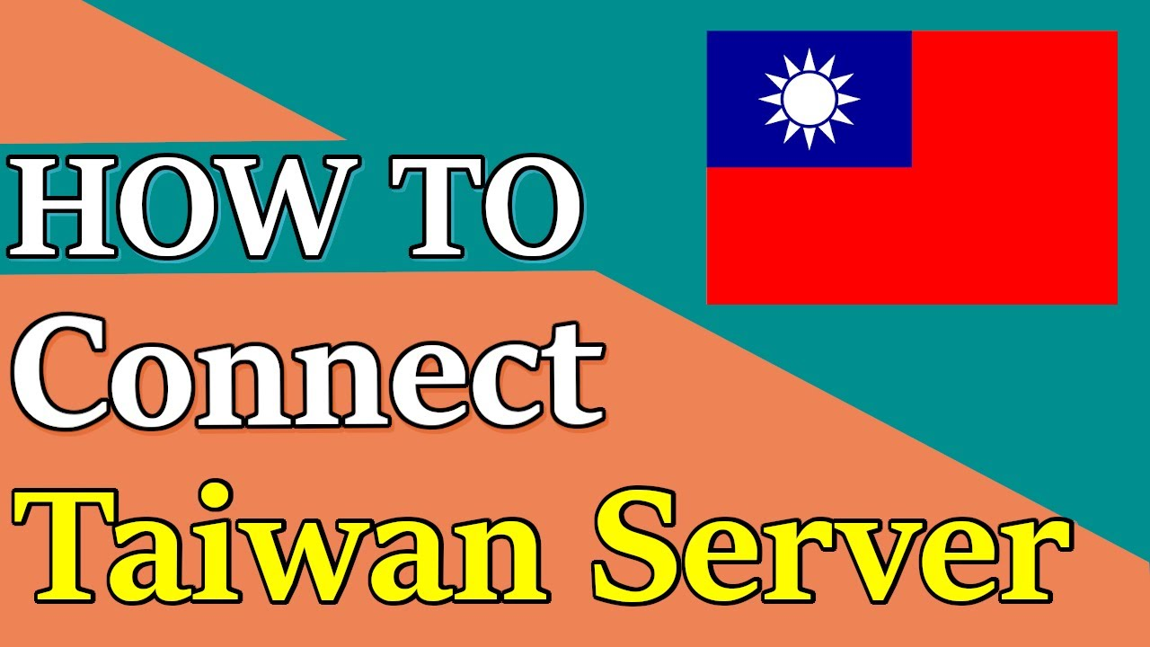 How to Connect Taiwan Server in PubG Mobile,VPN trick for PubG Mobile|| 2019