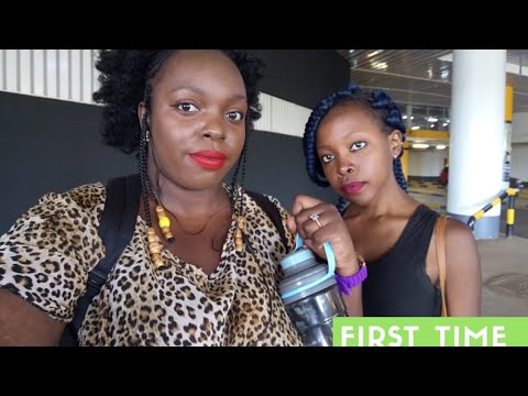 OUR FIRST TIME! 🙈WITH VLOGGER MISS TRUDY, BURGER KING TWO RIVERS NAIROBI, KENYA