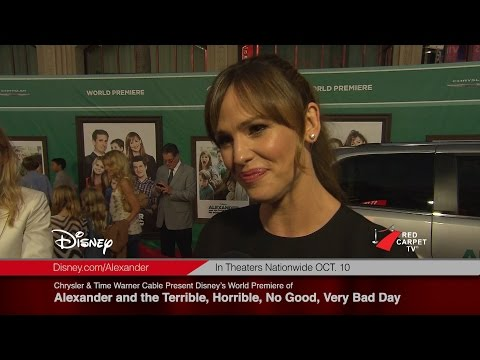 Disney's Alexander and the Terrible, Horrible, No Good, Very Bad Day Premiere