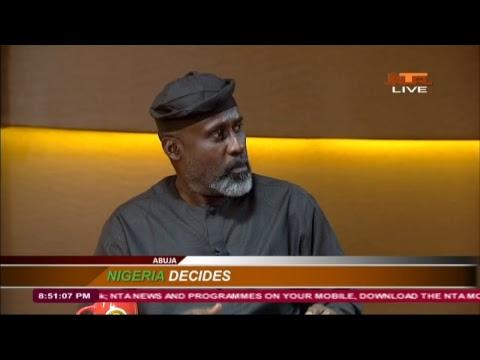 Live TV - #NigeriaVoteWatch2019