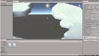 Unity 3D. Урок 5. RTS. Карта мира (Часть 5). Карта высот и стены каньона.