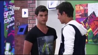 Violetta Staffel 2  Violetta singt Hoy somos mas und Diego kommt