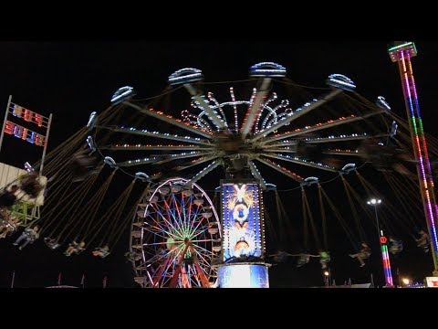 The Big E Fair 2017 Springfield MA - D Tours #77 9/18/17