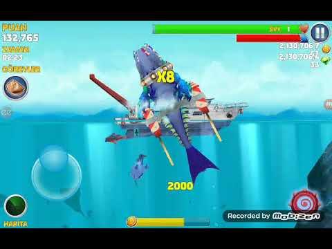 Köpekbalığî Oyunu Hileli