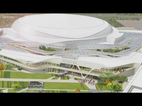 ESD Signs Off On $1.3 Billion Long Isand Arena