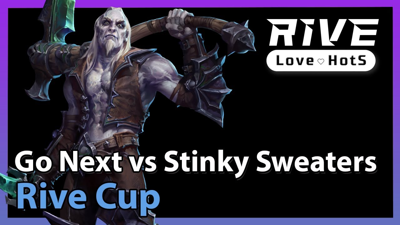 Go Next vs. Stinky Sweaters - Heroes of the Storm 2021