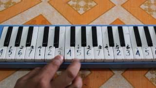 Bintang Kecil || Pianika