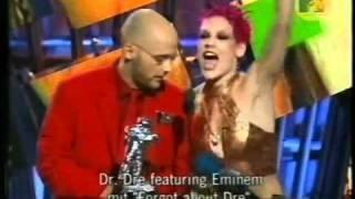 Best Rap video MTV Video Music Awards 2000 - Dr.Dre  Eminem - Forgot about Dre