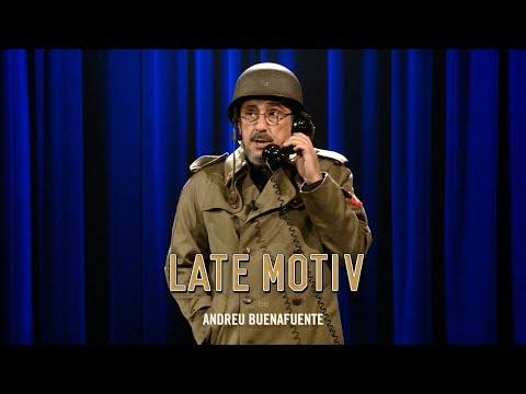 "LATE MOTIV - Monólogo de Andreu Buenafuente. ""Gilajoy"" | #LateMotiv290"