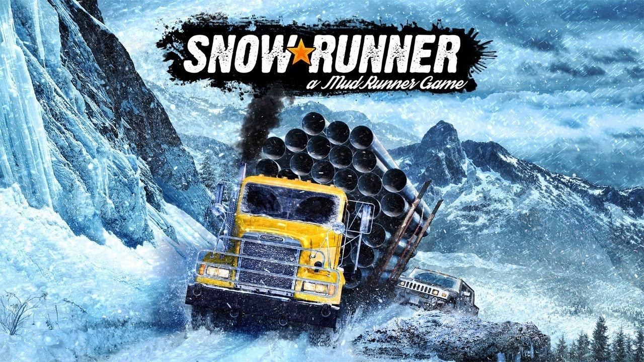 SNOWRUNNER - Я знаю короткую дорогу
