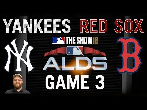 MLB The Show '18: Episode 28: YANKEES ALDS Game 3