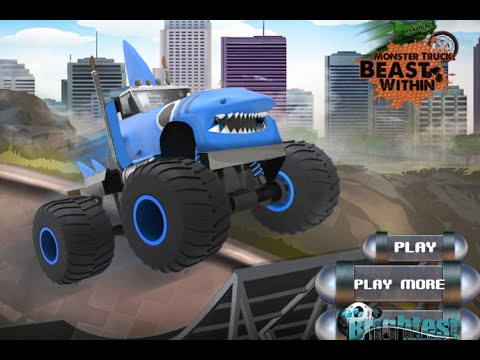 Monster Truck Beast Within Complite Level Monster Truck