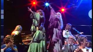 ABBA - Honey Honey (Live Disco 1974)