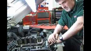 Replacing Valve Cover Gaskets On Land Rover Vehicles