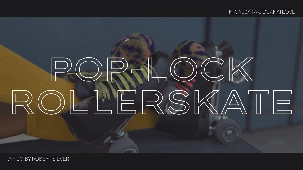 Pop-Lock Roller Skate (Lumix S1H)