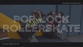 Pop-Lock Roller Skate