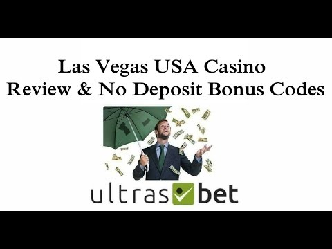 Las Vegas Usa Casino Review No Deposit Bonus Codes 2019 Youtube