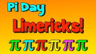 Pi Day Poem- Pi Limericks!