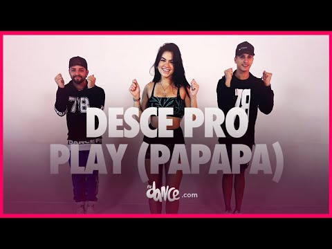 Desce pro Play Papapa - MC Zaac Anitta Tyga   FitDance TV  FiqueEmCasa e Dance Comigo