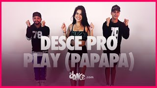 Cover images Desce pro Play (Papapa) - MC Zaac, Anitta, Tyga  | FitDance TV | #FiqueEmCasa e Dance #Comigo