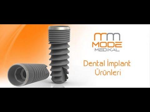 Mode Medikal Dental Implants seminar/webinar