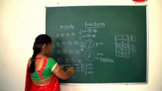 Fractions || TN 5th Std Maths || Mathematics