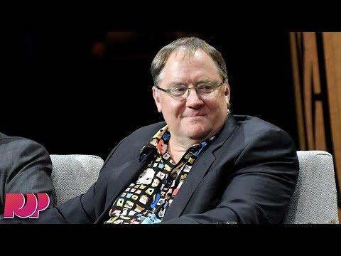 Pixar's John Lasseter Takes Leave Of Absence After 'Missteps'