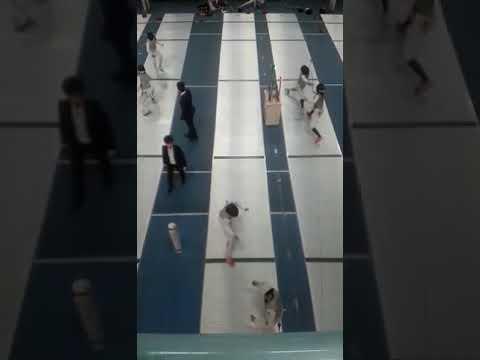 Andres Pak, Beijing-HongKong Tournament, Absolute Fencing Club, 31 December 2017, Part II