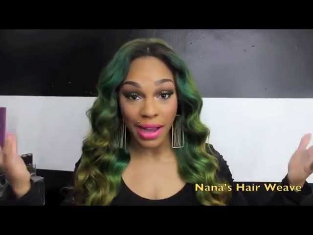 Brazilian Virgin Hair - Nana Virgin Hair 1 Month Final Review