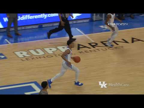 UK vs Southern Illinois University Highlights