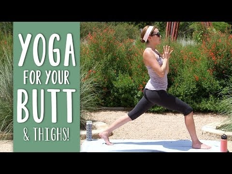 Yoga For Your Butt And Thighs