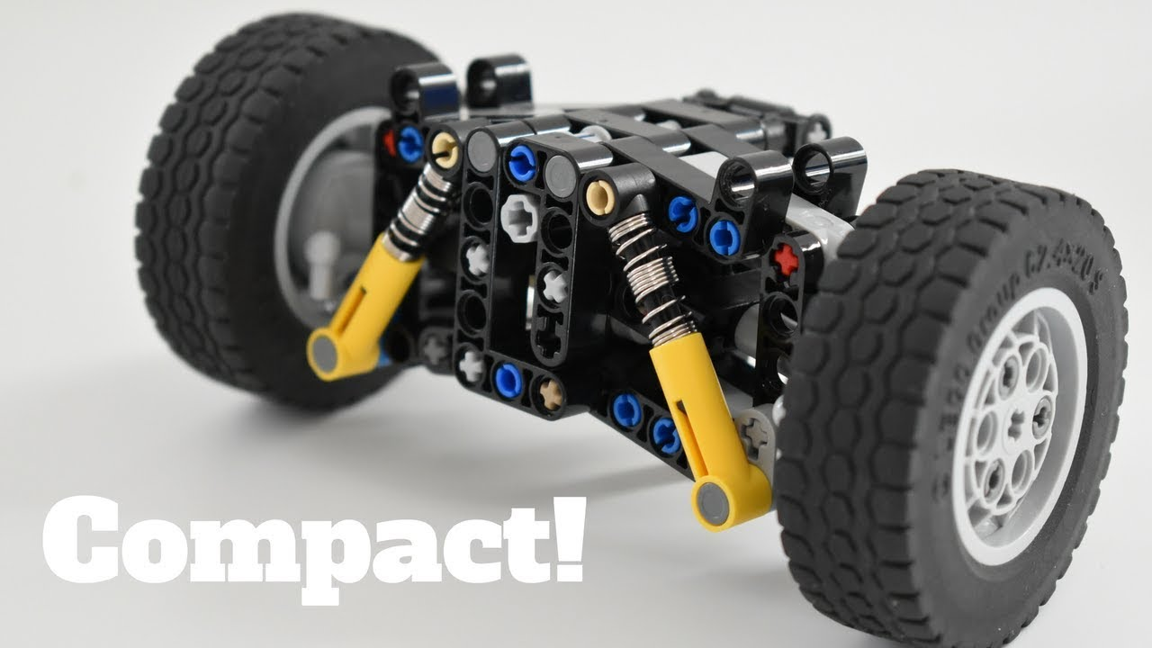 Lego Technic Compact Lego Steering Drive And Suspension Unit