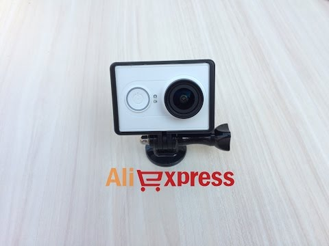 Xiaomi Yi Action Camera Side Protective Case Review Aliexpress.com