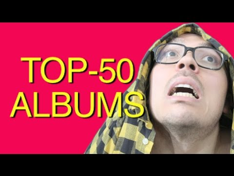 Top 50 Albums of 2016