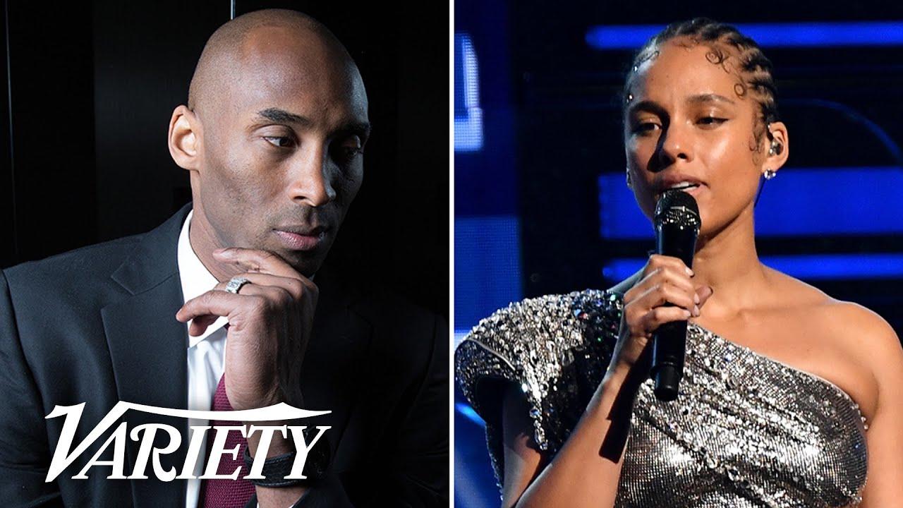 Alicia Keys, Boyz II Men Pay Tribute to Kobe at Grammys with 'It's So Hard to Say Goodbye'