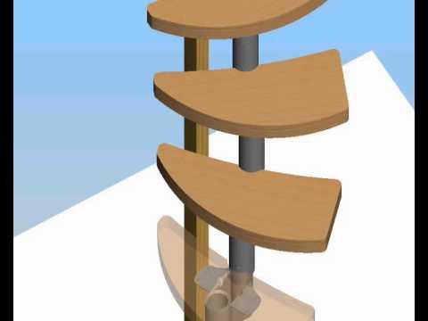 Dolle Rome Modular Staircase