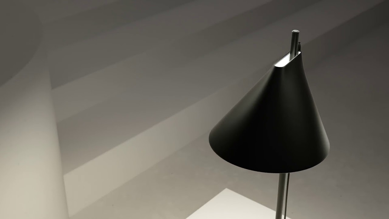 Louis Poulsen Functionality Of The Yuh Lamp By Gamfratesi Youtube