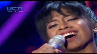 MONA MAGANG - CInta Pertama dan Terakhir - Babak Spektakuler Indonesian idol