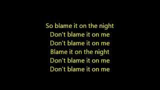 Video Blâme - Calvin Harris ft. John Newman (Lyrics) download MP3, 3GP, MP4, WEBM, AVI, FLV Januari 2018