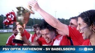SKB HD | FSV OPTIK RATHENOW - SV BABELSBERG