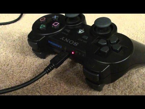 Conectar Control Ps3 A Tu Pc (facil Y Rapido)