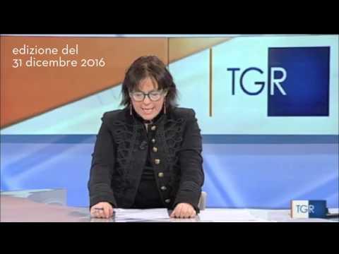 Servizio del TG3 Sicilia sul concerto di Natale di Claudia Patanè