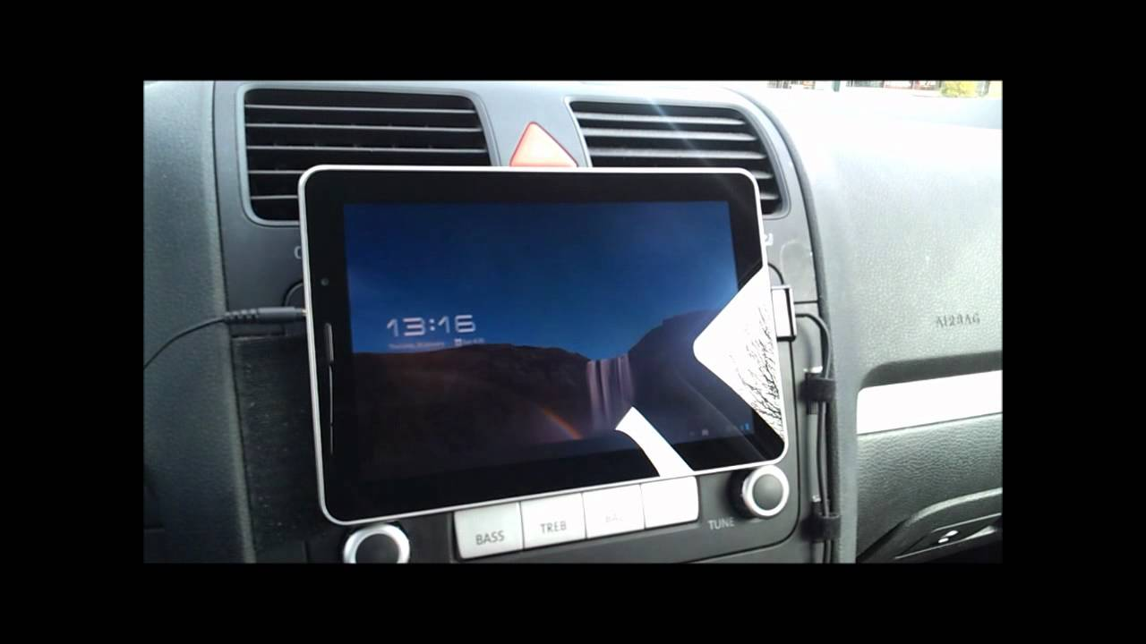 Samsung Galaxy Tab  Car Holder