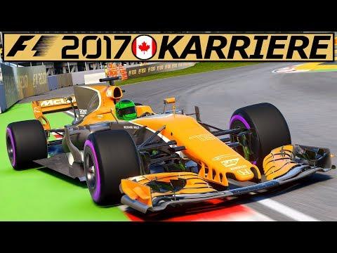 Neuer Schwierigkeitsgrad (Q) – F1 2017 KARRIERE Gameplay German #21 | Lets Play Formel 1 2017 4K